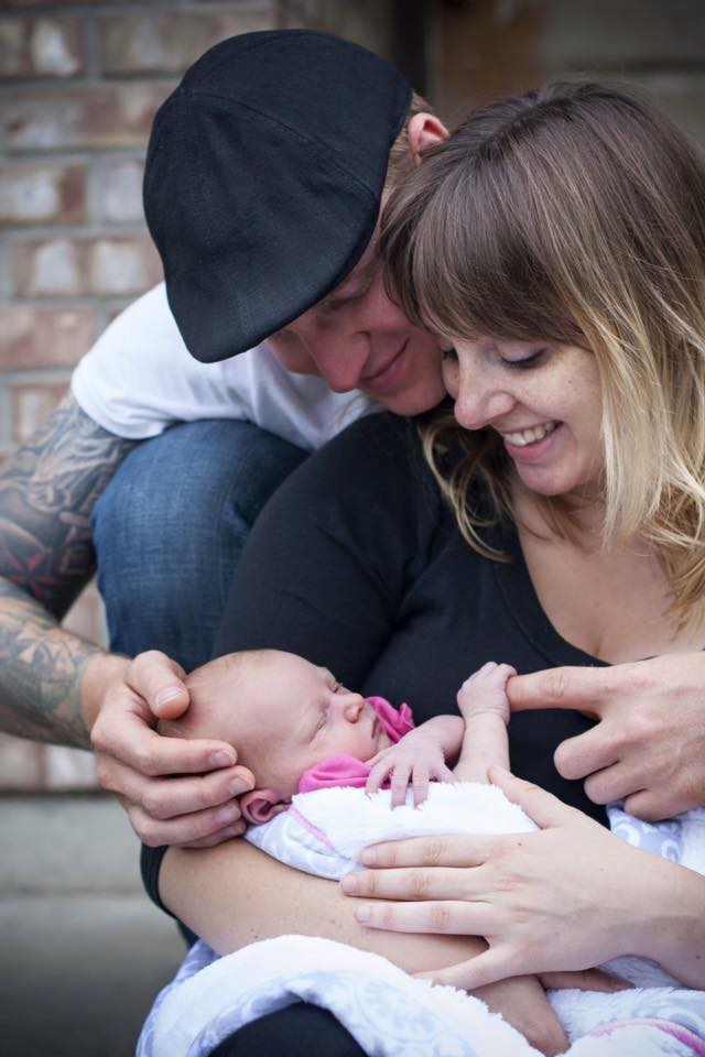 baby concived through IVF