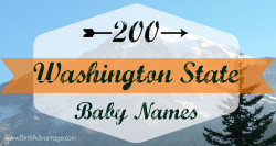 washington baby names title